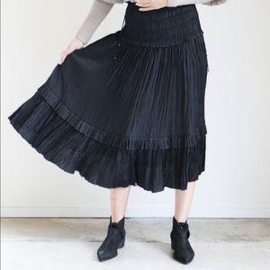 New Ulla Johnson midi skirt